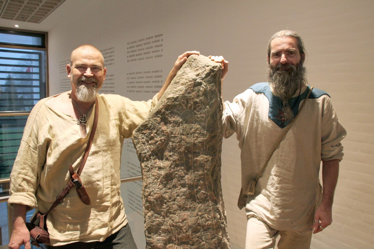 Torsten og Ivan og den nye runesten
