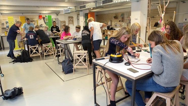 FabLab@school.dk - Den åbne skole i Vejle