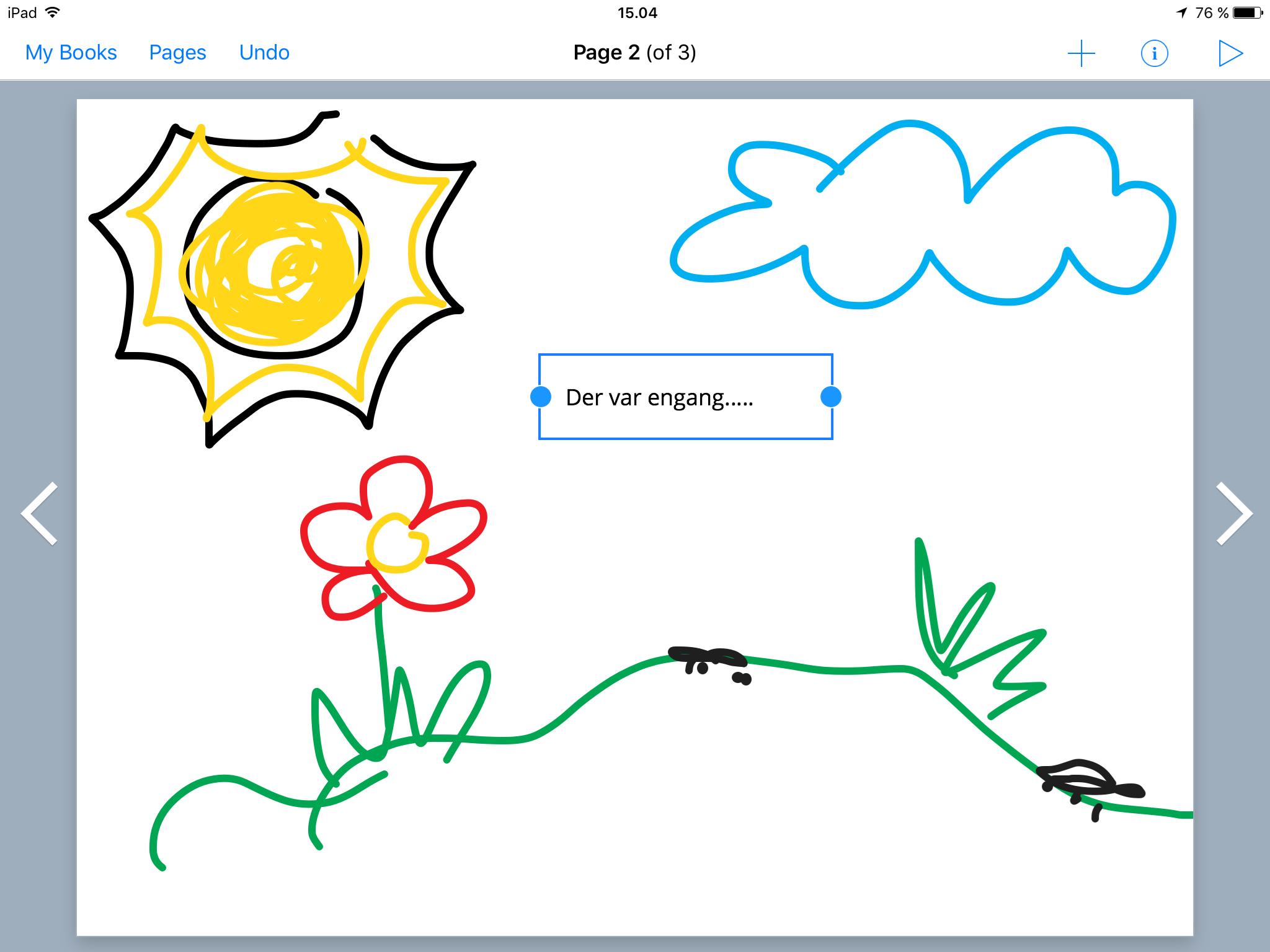 Book Creator - Digitalt - det er for børn
